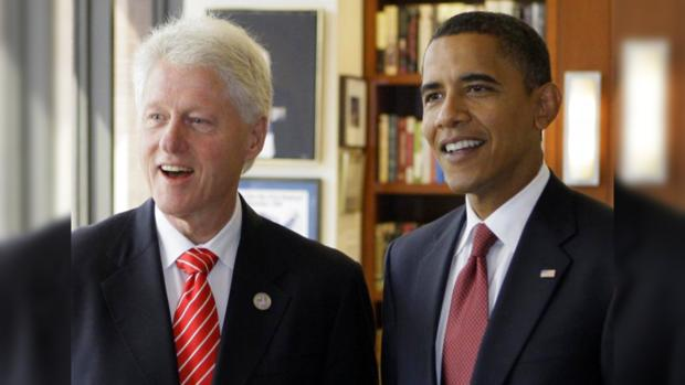 a comparison of presidents bill clintons and barack obamas speeches in the wake of tragedy The second inauguration of barack obama as during the speech, obama linked the from democratic politicians after president bill clinton declared in 1996.