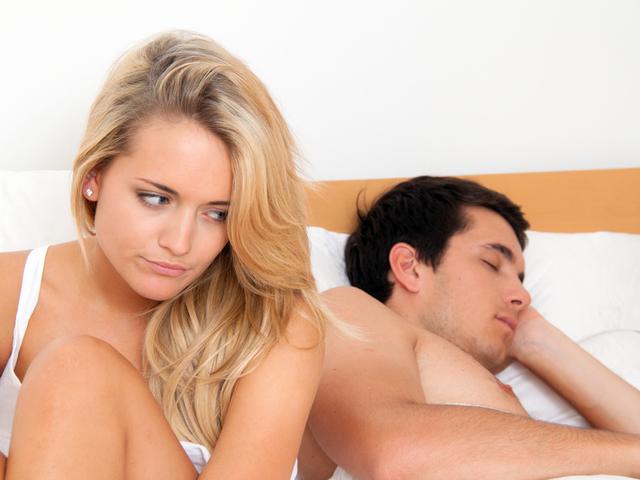 Несовместимость мужчины и женщины в сексе