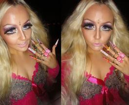 Женщина - барби из Бредфорда стремится к кукольному совершенству