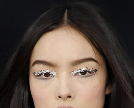 Праздничный макияж от Chanel