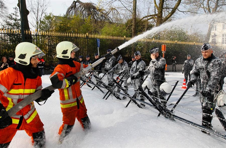 Днем, картинки пожарных приколы