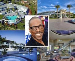 Звезда Голливуда Эдди Мерфи продает свой дом за 12 млн. долларов