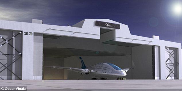 "Авиалайнер Airbus A380 - воздушная копия ""Титаника"""