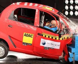 Tata Nano: краш-тест самого дешевого автомобиля в мире