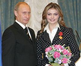 Алина Кабаева рассказала о кольце и Путине