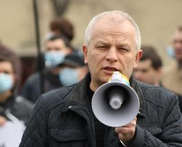 Комендант Майдана Степан Кубив возглавил Национальный банк Украины
