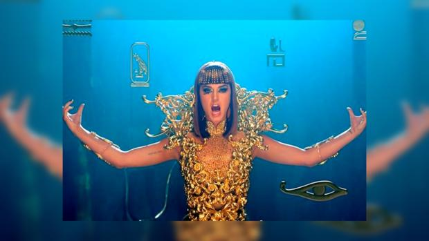 Кэтти Пери стала египетской царицей и представила клип на ... кэти перри инстаграм