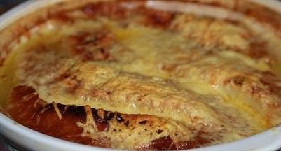 Рецепт лукового супа от юлии высоцкой