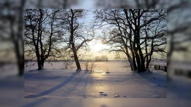 Народные приметы: солнечная погода на Кирилла предвещала крепкие морозы