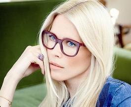 Модные очки: Клаудия Шиффер показала, что модно в сезоне 2014