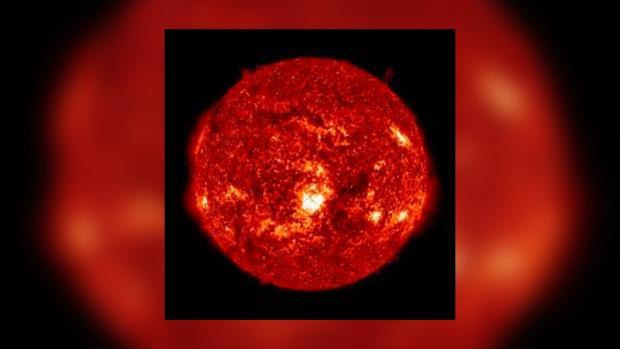 Вид Солнца за 3 марта 2014 года не предвещает проблем на сегодня