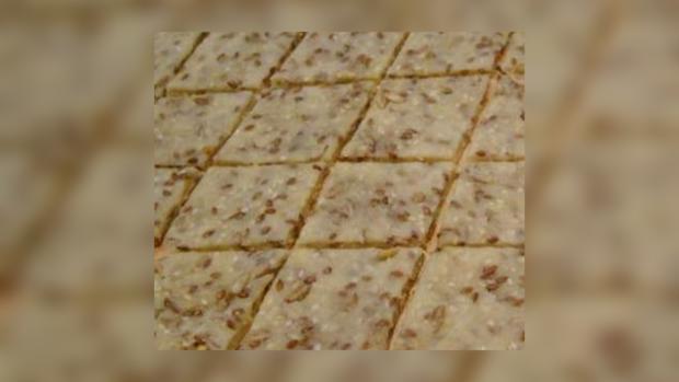 рецепт печенья со злаками