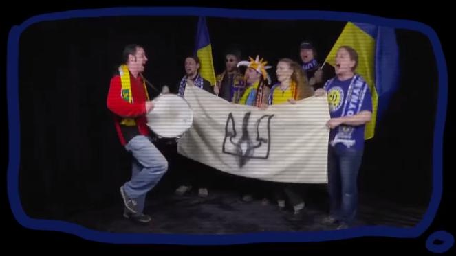 """""""Путин, hello"""" - новый музыкальный клип от группы """"Телери"""", покоряющий украинский интернет."""