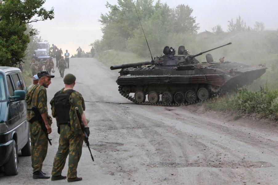 Ситуация в Донбассе: 26 мая погибли 200 бойцов ДНР - Алексей Дмитрашковский.