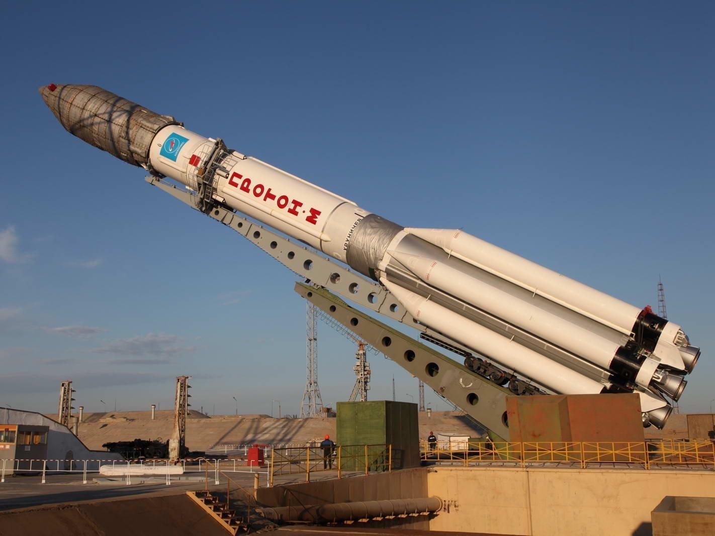 """Ракета """"Протон"""""""