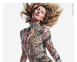 Супермодель Жизель Бундхен представила коллекцию одежды от EmilioPucci