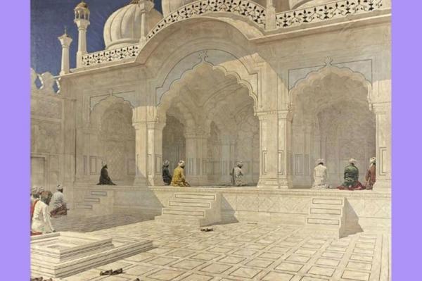 Жемчужная мечеть в Агре