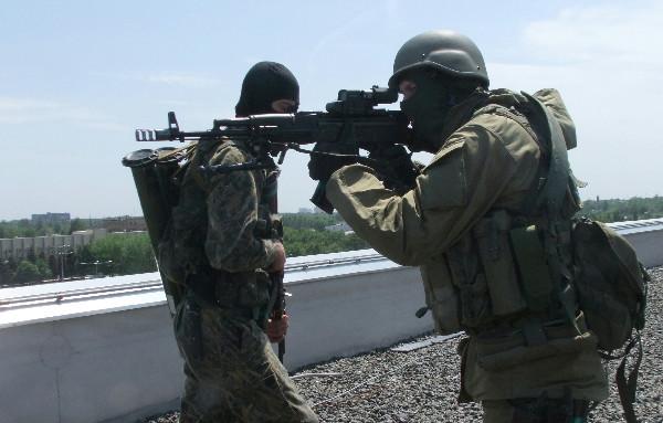 Ситуация в Донбассе: сколько зарабатывают наемники за день войны.
