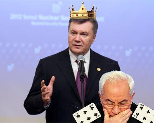 Президент Янукович требует трон – история экс-президента, взорвавшая сеть, видеоклип.