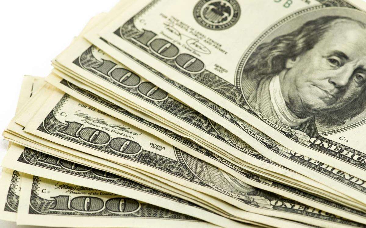 Курс валют на межбанке доллар