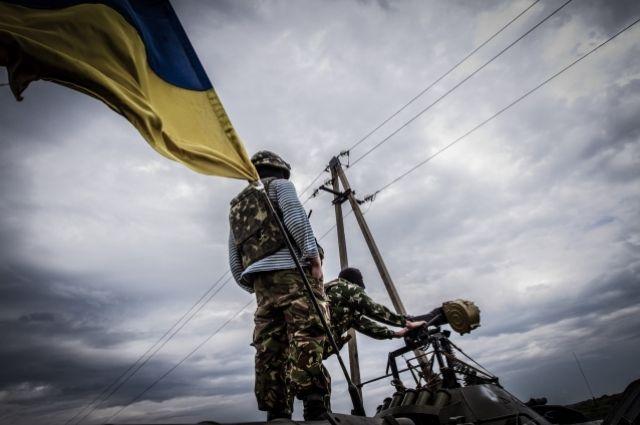 Ситуация в Луганске: в город вошла Нацгвардия, идут бои.