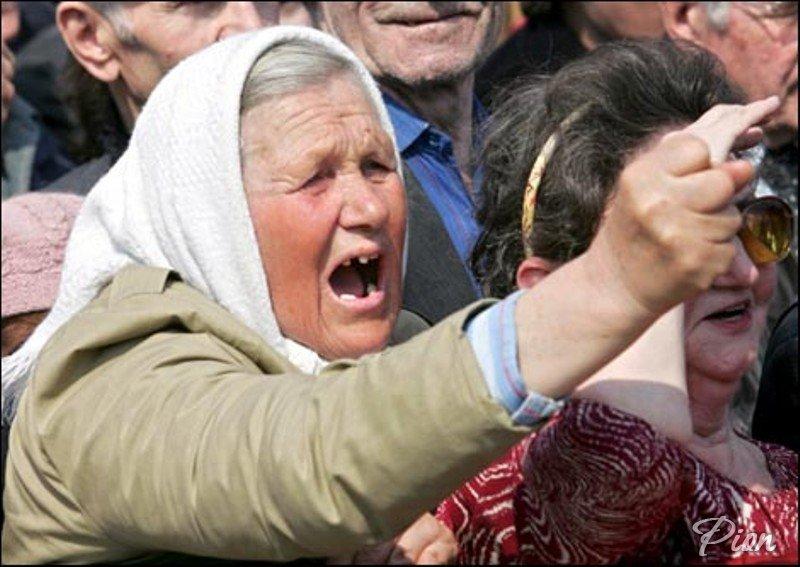 Ситуация на Донбассе: жители еще одного поселка прогнали отряд непризнанной республикию