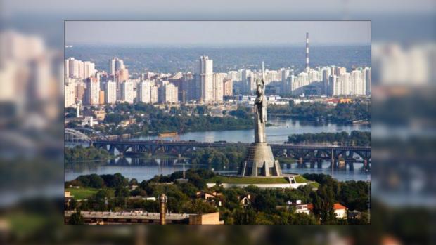 Киев на 20 месте среди самых популярных городов Европы