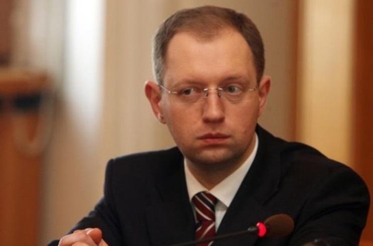 А. Яценюк надеется на достижение подвижек на переговорах о создании ЗСТ с Канадой