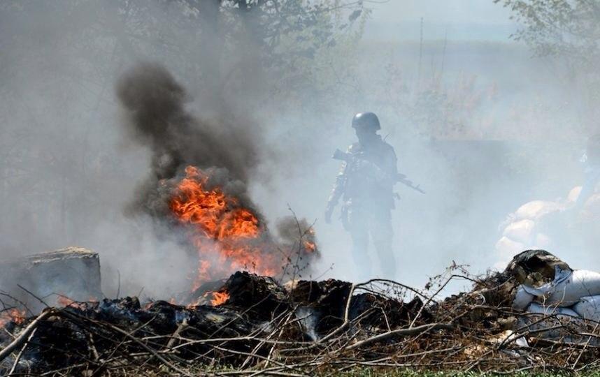 Ситуация в Славянске: военные нашли сотни тел ДНР-овцев, часть заминирована – СНБО.