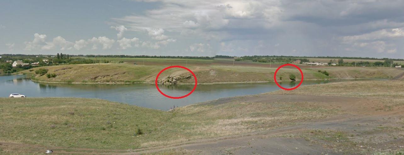 С поселка Гуково ведут обстрел по территории Украины.