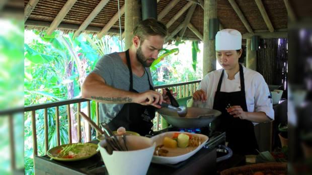 Шепелев Дмитрий рассказал о своих кулинарных пристрастиях
