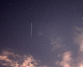 В небе обнаружен пик метеорного потока – Персеид