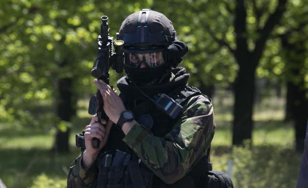 АТО на востоке Украины: бойцы украинской армии уничтожили большое число ополченцев, техники и оружия.