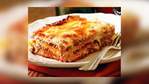 Кулинарные рецепты: восхитительная лазанья от Эктора Хименеса-Браво