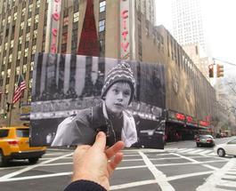 Кадры из фильмов: фото на фоне мест съемок