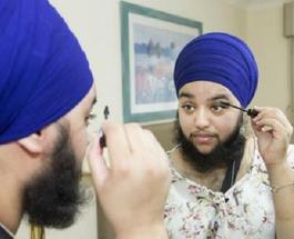Шокирующие фото: бородатая женщина это не вымысел