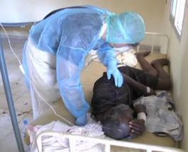 Лихорадка Эбола может поразить 1,5 млн. людей на планете в 2015 году