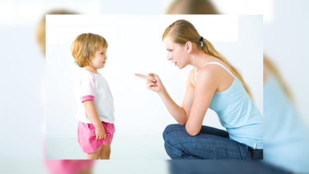 Современное воспитание детей: ругайте ребенка с умом
