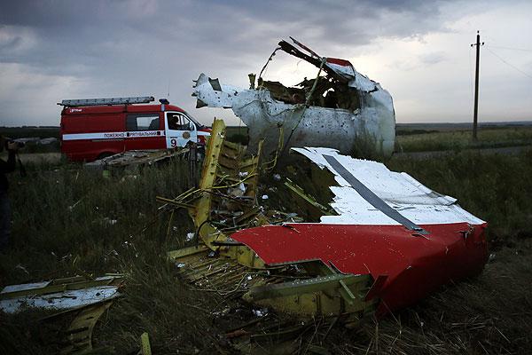 Boeing 777: обнародованы переговоры диспетчеров во время крушения лайнера