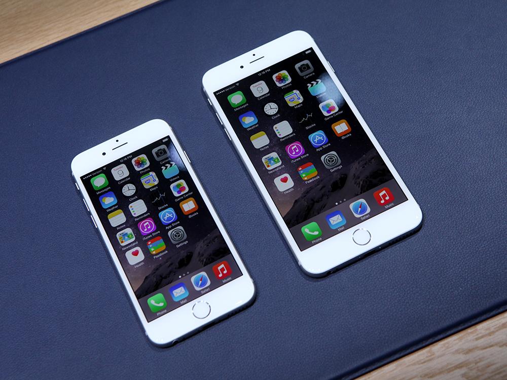 Компания Apple продала более 10 миллионов смартфонов iPhone 6 и iPhone 6 Plus за первые три дня
