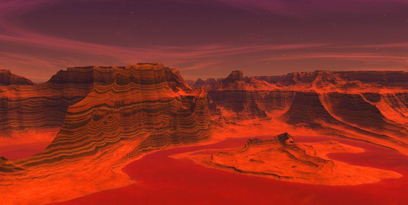 Марсоход индийских ученых приземлился на Марс