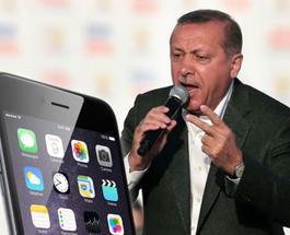 Президент Турции раскритиковал iPhone 6: продается не модель, а бренд