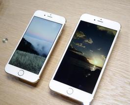 6 айфон плюс стал популярнее своего меньшего брата