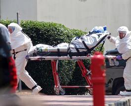 Лихорадка Эбола: В США усилили меры безопасности под угрозой смертельного вируса