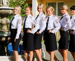 Полиция России провела фотоконкурс среди сотрудниц: результаты умиляют