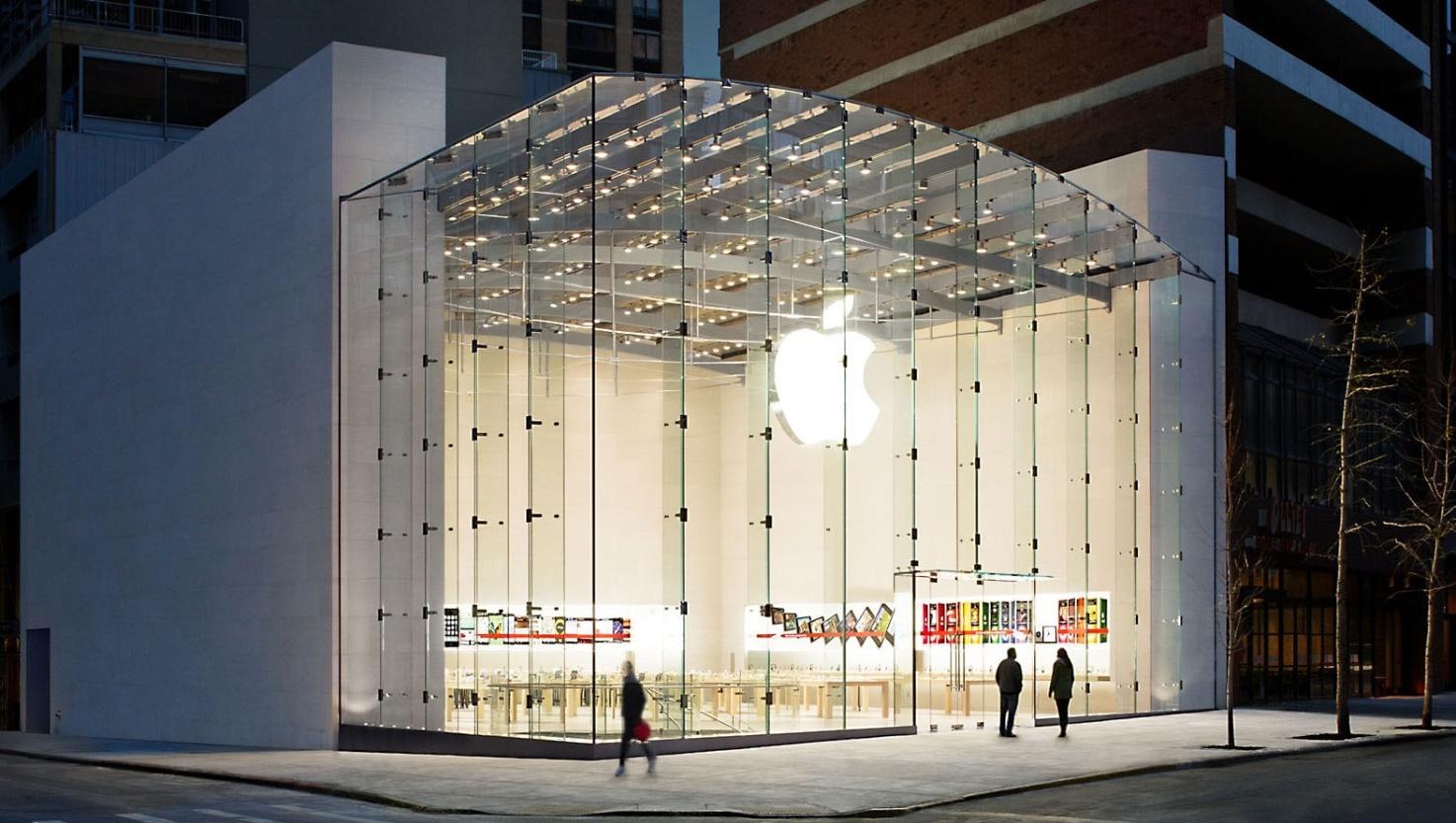Уже в октябре компания apple представит