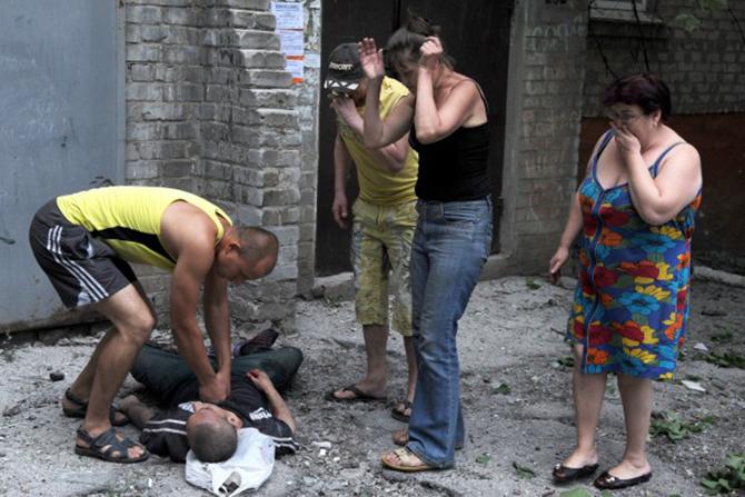 Ситуация на Донбассе: люди разочаровались в ДНР и хотят обратно в Украину