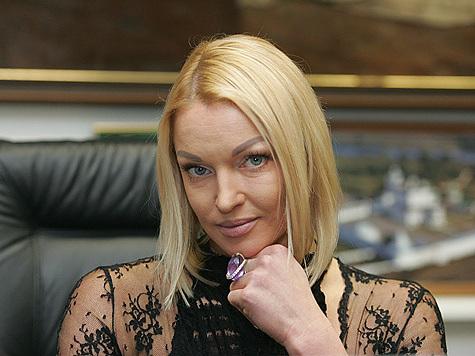 Анастасия Волочкова хочет развернуть бурную политическую деятельность в Украине