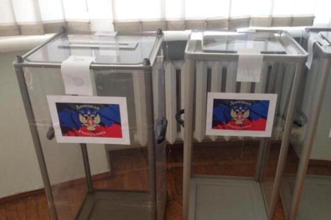 """Новости """"Новороссии"""": боевики """"ДНР"""" обстреляли людей, которые хотели проголосовать на выборах"""