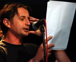 Сергей Жадан в Киеве спел свои стихи